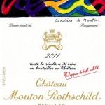 mouton rothschild 2011
