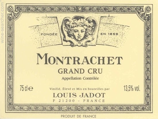 montrachet fra Jadot